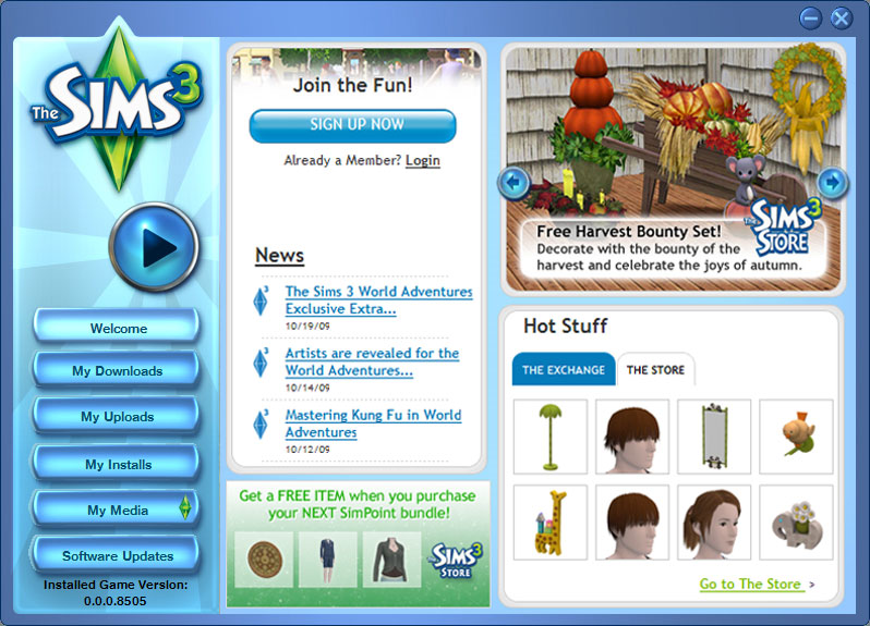Sims-game-before